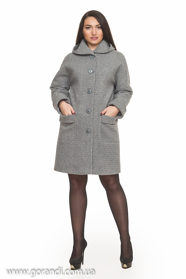Пальто прямого кроя купить